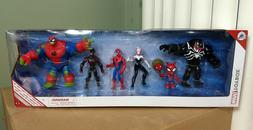 Disney Marvel Toybox Spider-Man Action Figure Gift Set