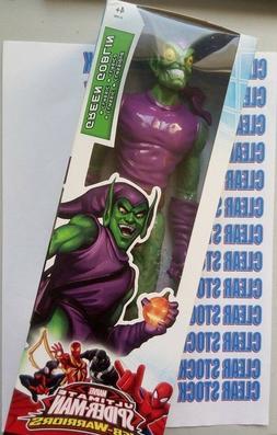 Marvel Ultimate Spider-Man Titan Hero Series Green Goblin Fi