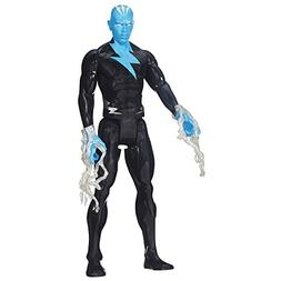 Spider-Man Marvel Ultimate Titan Hero Series Electro Figure,