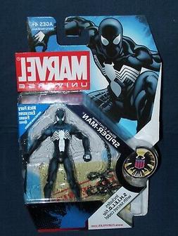 Marvel Universe Black Costume Spider-Man 3 3/4 Action Figure
