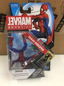 "MARVEL UNIVERSE - S4 #008 Spider-man 3.75"" inch Action figur"