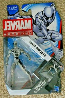 MARVEL UNIVERSE SERIES 4 FUTURE FOUNDATION WHITE SPIDER-MAN