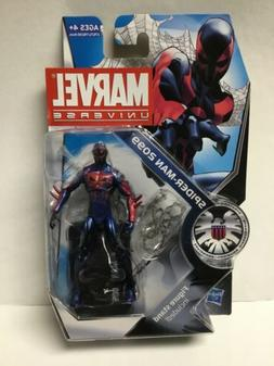 Marvel Universe Spider-Man 2099 3.75 Inch Hasbro Action Figu