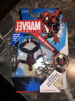 "MARVEL UNIVERSE SPIDER-MAN # 32 3.75"" ACTION FIGURE FACTORY"