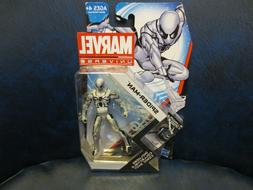 Marvel Universe Spider Man White Costume 3.75 Inch Action Fi