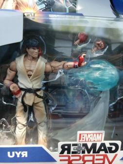 Marvel vs Capcom Gamerverse Ryu Target Exclusive 3.75 inch F