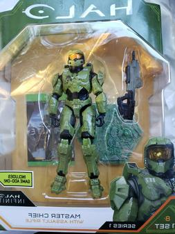 "Master Chief Halo Infinite Action Figure 6"""