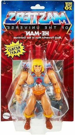 Masters of the Universe Origins - He-Man Collectible Action