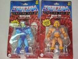 Masters Of The Universe Origins MOTU Skeletor And He Man SET