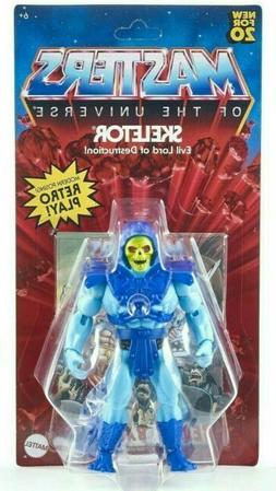 Masters Of The Universe Origins Skeletor Mattel Retro Play 2