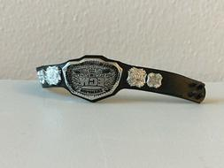 WWE Mattel Action Figure Accessory New Style ECW Title Belt