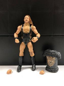 WWE Mattel le rock Series 100 Figure Loose