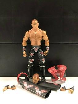 WWE Mattel Shawn Michaels Ultimate Edition Elite Series #4 f