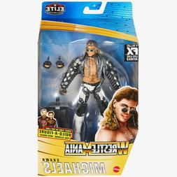 WWE Mattel Shawn Michaels Wrestlemania 37 Elite Series Figur
