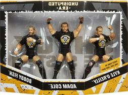 WWE Mattel Undisputed Era Epic Moments Elite Series Figures