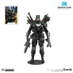 McFarlane Batman The Grim Knight Dark Nights Metal Action Fi