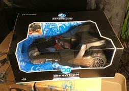 """McFarlane DC Multiverse  BAT-RAPTOR  .. 12"""" Action VEHICLE"""