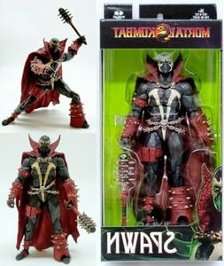 """McFarlane MK 11 Spawn with  Mace 7"""" Action Figure Variant Mo"""