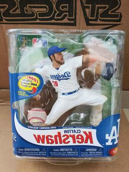 McFarlane MLB Clayton Kershaw series 31 Los Angeles Dodgers