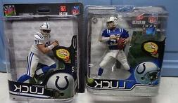 McFarlane NFL Series 33 and 30 ANDREW LUCK Indianapolis Colt