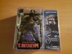 McFarlane Predator 2 Predator the Hunter Movie Maniacs 6 Act
