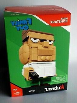 MEGA BLOCKS kubros Mega CONSTRUX 181 pcs  Family Guy PETER n