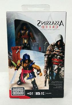 Mega Bloks Assassin's Creed Adewale Mini Figure MIB