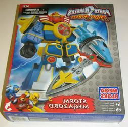 Mega Bloks Power Rangers Ninja Storm Megazord