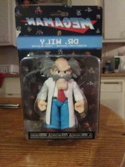 Funko Mega Man Dr. Wily 4.5 Inch Action Figure NEW IN STOCK