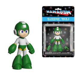 Funko Mega Man Green Leaf 4.5 Inch Action Figure NEW IN STOC