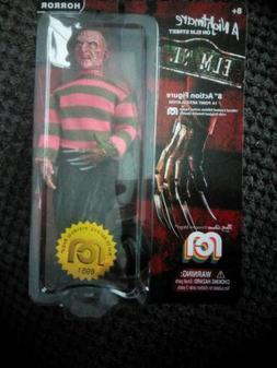 Mego 8 inch  Action Figure - Freddy Krueger  Limited Edition