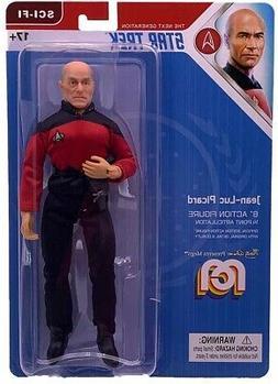 """Mego Star Trek Wave 8 - Captain Picard 8"""" Action Figure"""