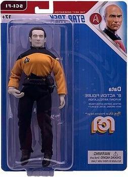 "Mego Star Trek Wave 8 - Data 8"" Action Figure"