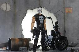 Marvel Legends & Mezco Custom Punisher Helmet