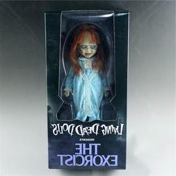 MEZCO Living Dead Dolls Presents The Exorcist Horror Movie F