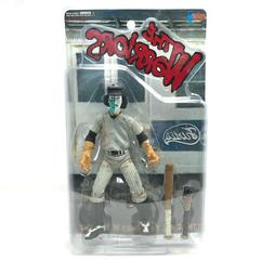 Mezco The Warriors Baseball Furies White/Green Action Figure