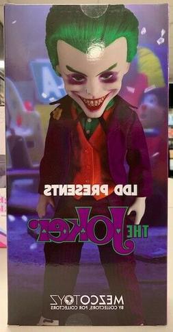 """Mezco Toyz LDD Presents DC THE JOKER 10"""" Figure"""