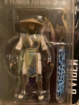 "Mezco Mortal Kombat X 3.75"" Action Figure: Raiden"