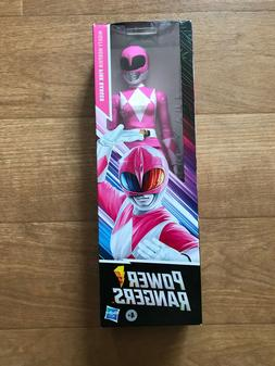 Mighty Morphin Power Rangers 12-inch Action Figure Pink Rang