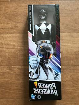 Mighty Morphin Power Rangers 12-inch Action Figure Black Ran