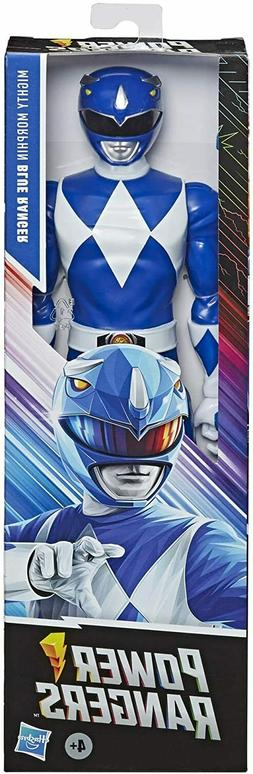 Mighty Morphin Power Rangers -Blue Ranger 12-Inch Action Fig