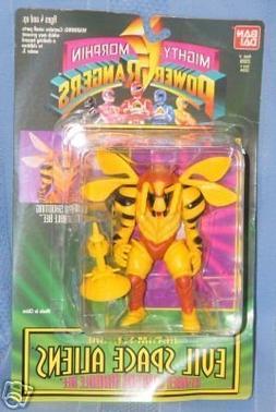 Mighty Morphin Power Rangers Evil Space Aliens STINGER SHOOT