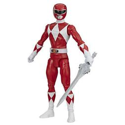 Power Rangers Mighty Morphin Red Ranger 12-Inch Action Figur