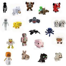 Minecraft Plush Kids Gift Children Stuffed Animal Soft Plush