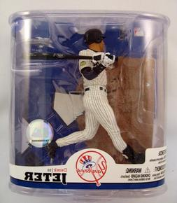 MLB Baseball Action Figures Series 22: Derek Jeter 4 Clean P