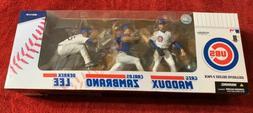 MLB Chicago Cubs 3 pack Maddux, Zambrano, and Lee McFarlane