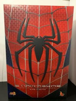 Hot Toys MMS 143 Spiderman Spider-Man 3 12 inch Action Figur