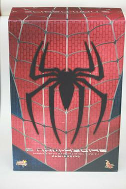 Hot Toys MMS143 Spiderman Spider-Man 3 12 inch Action Figure