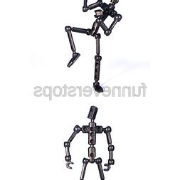 ModiBot Mo Action Figure Kit - Black