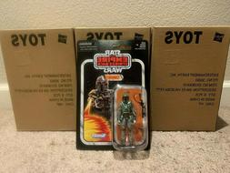 """MOC 3.75"""" STAR WARS THE VINTAGE COLLECTION BOBA FETT VC09 Ac"""